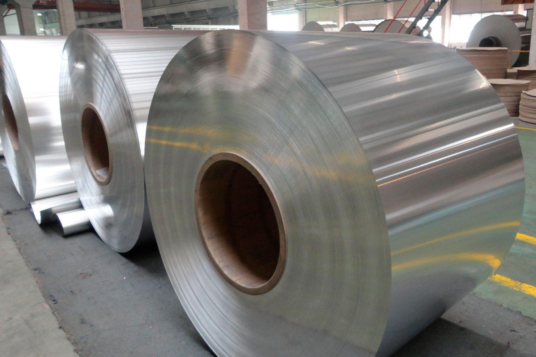 bobina de aluminio reciclado